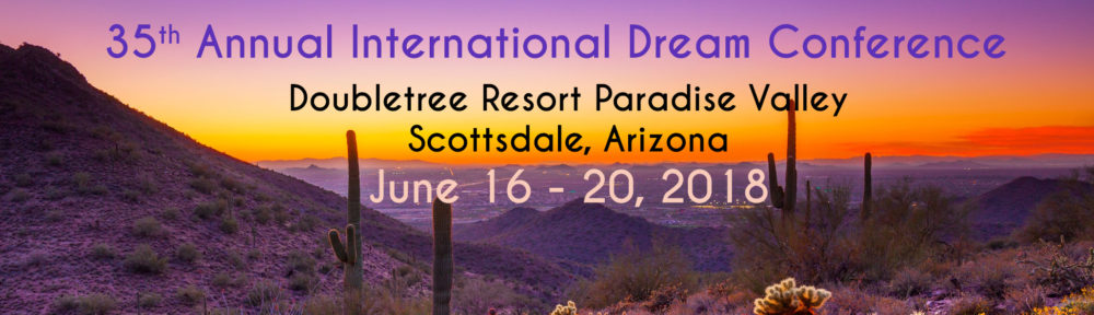 Abstracts | 35th Annual Dream Conference